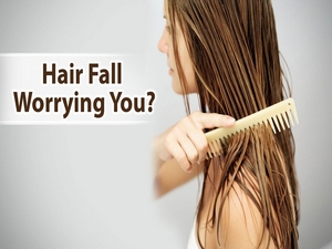 How to Keep Hair from Falling Out
