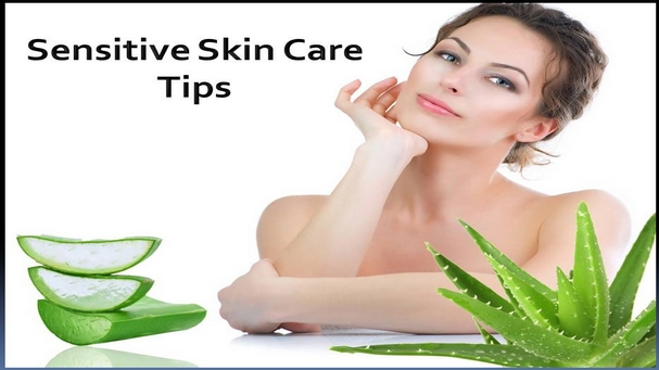 Sensitive Skin Care Tips