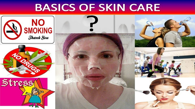 What are the Basic Requirements of your Skin