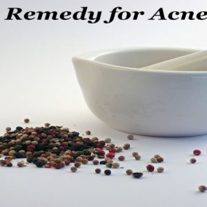 Home Remedy for Acne Scars