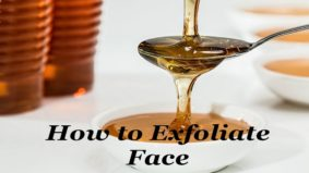 <sp />How to Exfoliate Face</span>