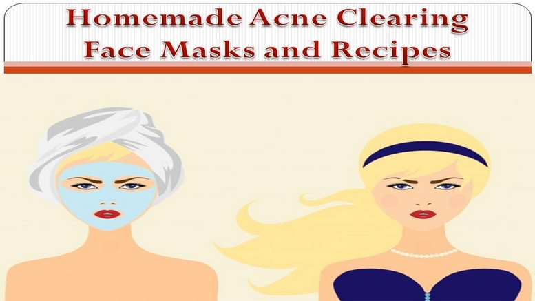Homemade Acne Clearing Face Masks and Recipes